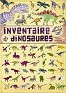 Inventaire illustré des dinosaures par Aladjidi