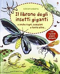 Il librone degli insetti giganti