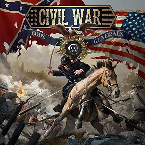 Civil War: Gods & Generals (Audio CD)