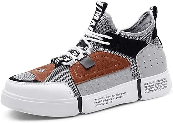LMGSX Chaussure Running Homme, Mens High Arch Chaussures De