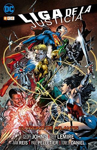 Liga de la Justicia de Johns y Lee: El Trono de...