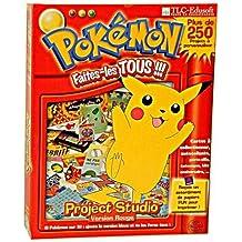 Pokémon project studio version rouge.