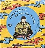 Tashi l'enfant du toit du monde (1 livre + 1 CD audio)