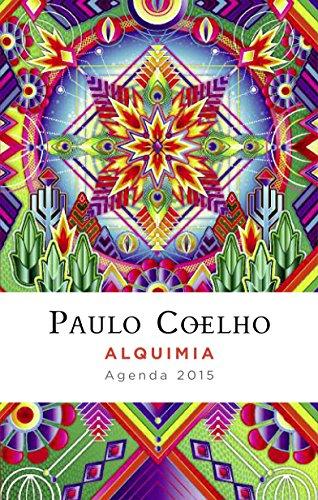Alquimia (Agenda 2015) (Productos Papelería Paulo Coelho)