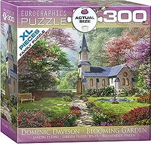 Eurographics 8300-0964 Blooming Garden - Puzzle (300 Piezas)