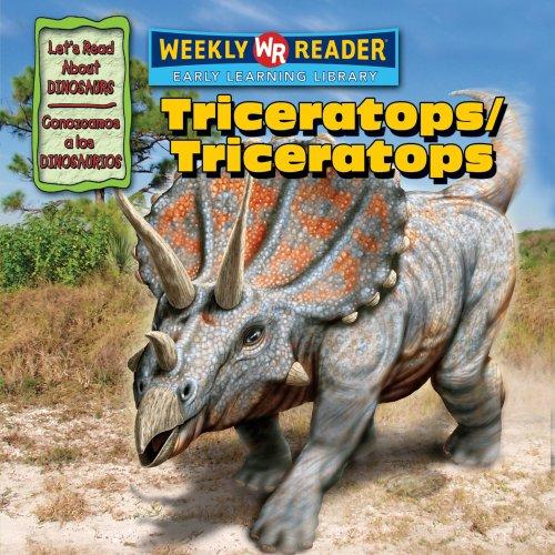 Triceratops (Let's Read About Dinosaurs/ Conozcamos a Los Dinosaurios)