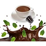 50 Capsules After Eight Chocolat et Menthe Compatibles Nespresso - Café Kickkick