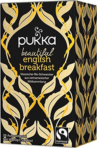 Pukka Elegant English Breakfast Tea 20 Sachet