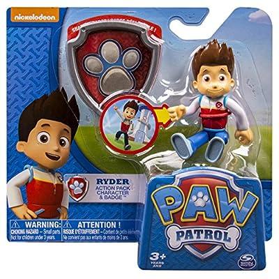 Paw Patrol Action Pack - Ryde por Paw Patrol