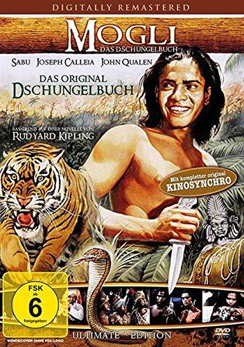 Mogli - Das Dschungelbuch [DVD]