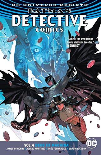Batman: Detective Comics Vol. 4: Deus Ex Machina (Rebirth) (Super Hero Squad Comic)