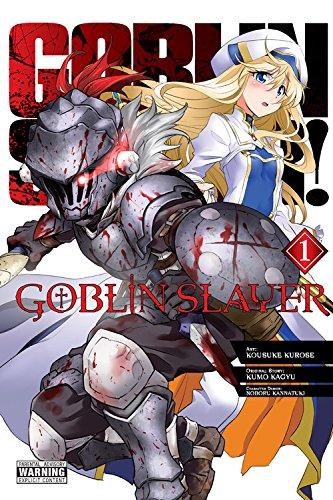 Goblin Slayer Vol. 1 (manga) por Kumo Kagyu