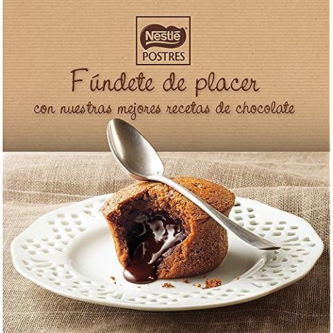 Postres Nestlé. Fúndete De Placer (Gastronomia)