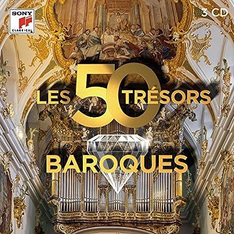 Jean Lopez Berlin - Les 50 Tresors Baroques - les Tresors
