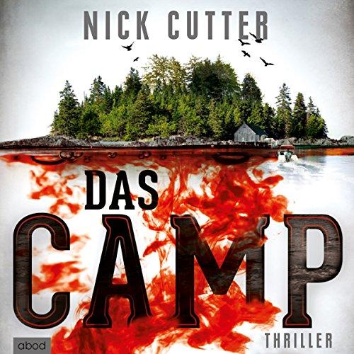 Buchseite und Rezensionen zu 'Das Camp' von Nick Cutter