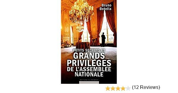 Amazon petits secrets et grands privilèges de l assemblée