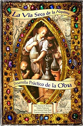La Vía Seca de la Alquimia, Desarrollo Práctico de la Obra por Juan Antonio Domingo Bermejo