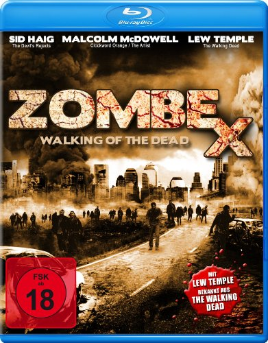 ZombeX - Walking of the Dead (Blu-ray)