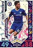 Match Attax 2016/17 Spiel Wechsler Karte #385 Eden Hazard by Topps