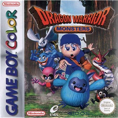 GameBoy Color - Dragon Warrior Monsters