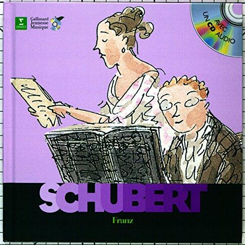 Franz Schubert par Paule Du Bouchet