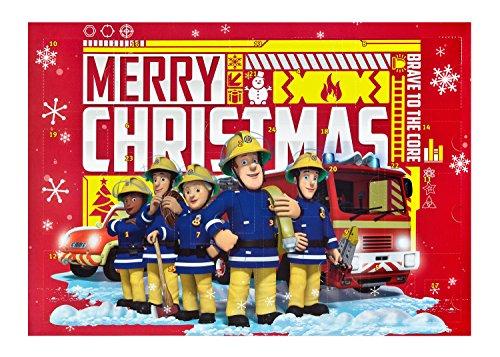 Undercover FSBT8021 - Adventskalender Feuerwehrmann Sam