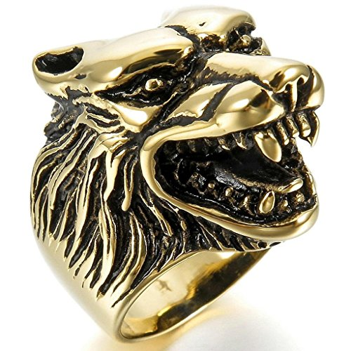 epinkifashion-jewelry-mens-stainless-steel-rings-band-gold-black-wolf-head-gothic-biker