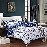 Dexim (4 Pieces) Exclusive Bedding Set w...