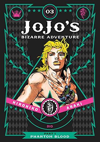 Produktbild JoJo's Bizarre Adventure: Part 1 - Phantom Blood Volume 3