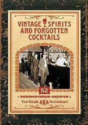 Vintage and Forgotten Cocktails Deck