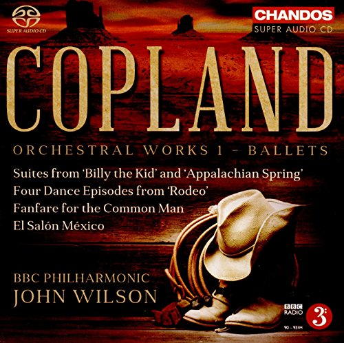 Copland / Orchestral Works, Vol. 1