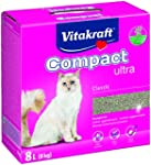 Vitakraft 14031 Liti�re Compact Ultra...