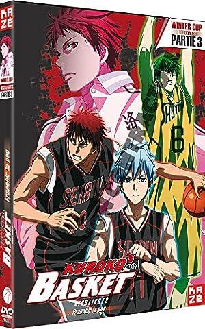 Kuroko's basket - Winter cup Highlights Film 3 - Franchir le pas
