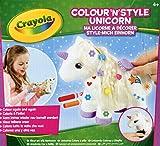 Crayola 93020 'Colour n Style' Unicorn Craft Kit