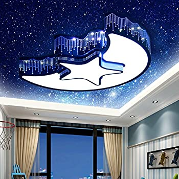 Collection Here Creative Childrens Room Lamp Bedroom Lamp Cartoon Airplane Baby Boy Kindergarten Room Ceiling Lighting Eye Latest Technology Ceiling Lights & Fans