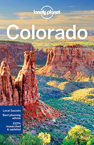 Lonely Planet Colorado (Lonely Planet Travel Guide)
