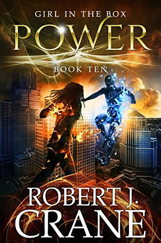 Power (The Girl in the Box Book 10) (English Edition)