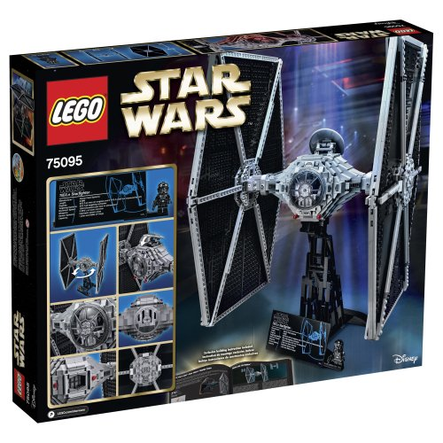 LEGO Star Wars 75095 – Tie Fighter - 2