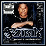 Songtexte von Xzibit - Weapons of Mass Destruction
