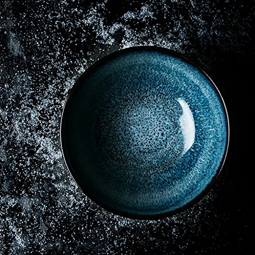 HR Kreative Keramikschüssel Kreative Tafelgeschirr Obst Salat Pasta Müsli Snack Ramen Suppenschüssel Haushalt Geschirr Kreative Keramik Schüssel Scorpion Bowl