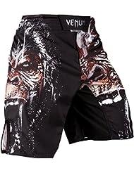 Venum Gorilla Pantalones Cortos de Entrenamiento, Hombre, Negro, M