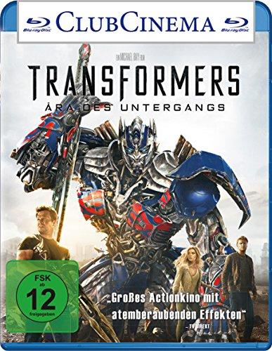 Transformers 4 - Ära des Untergangs [Blu-ray]