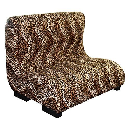 O.R.E Ore International Plüsch Leopard Print getuftet