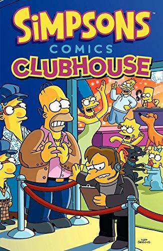Simpsons Comics Clubhouse di Matt Groening