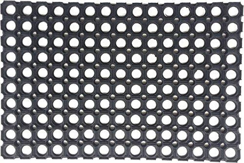 coco-mats-n-piu-honeycomb-pattern-tappetini-in-gomma-nero