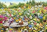 "Gibsons Puzzle, Motiv ""The Secret Garden"" (der geheime Garten), XXL, 100Teile"