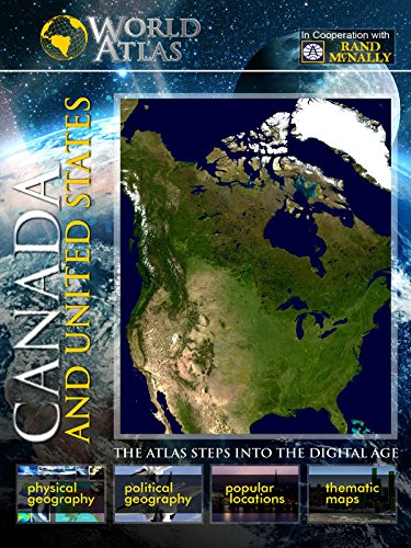 The World Atlas - Canada and United States [OV] (State Atlas)