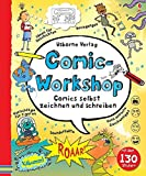 Comic-Workshop: Comics selbst zeichnen und schreiben
