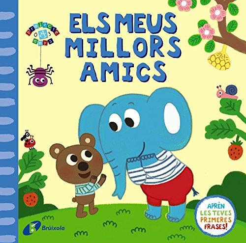 Un llibre ple de tendresa que inclou les frases que al nen li són més familiars. Amb llengüetes il·lustrades perquè l ' infant trobi fàcilment les seves pàgines preferides.