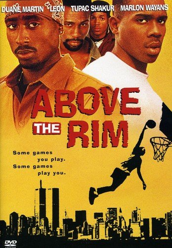 Above the Rim [Import USA Zone 1]
